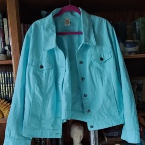 Lightweight Denim Jacket